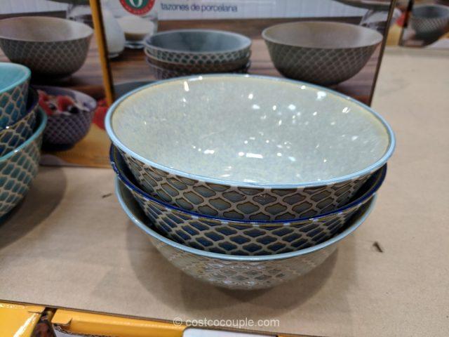 Porcelain Bowl Set Costco