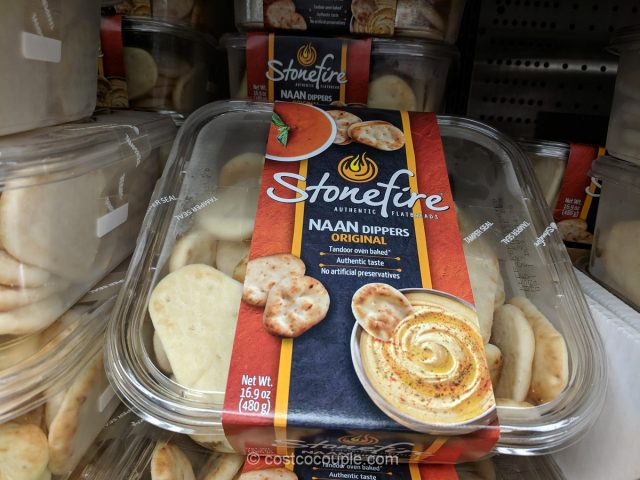 Stonefire Naan Dippers Costco