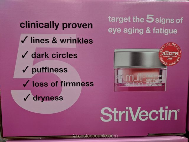 Strivectin Multi-Action R&R Eye Cream Costco