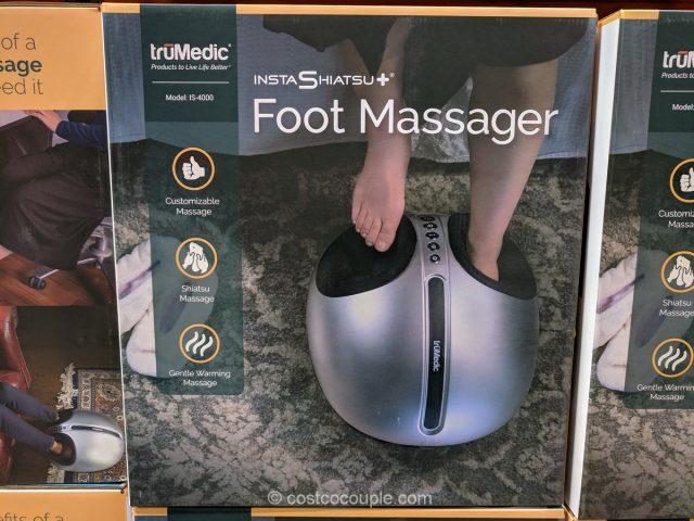 TruMedic InstaShiatsu Foot Massager Costco