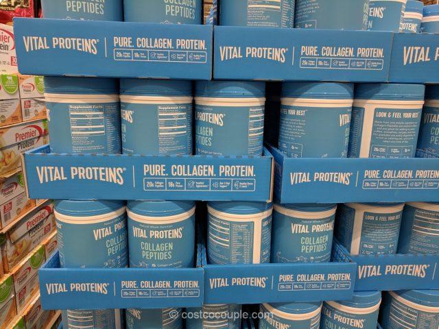 Vital Proteins 24 oz Collagen Peptides Costco