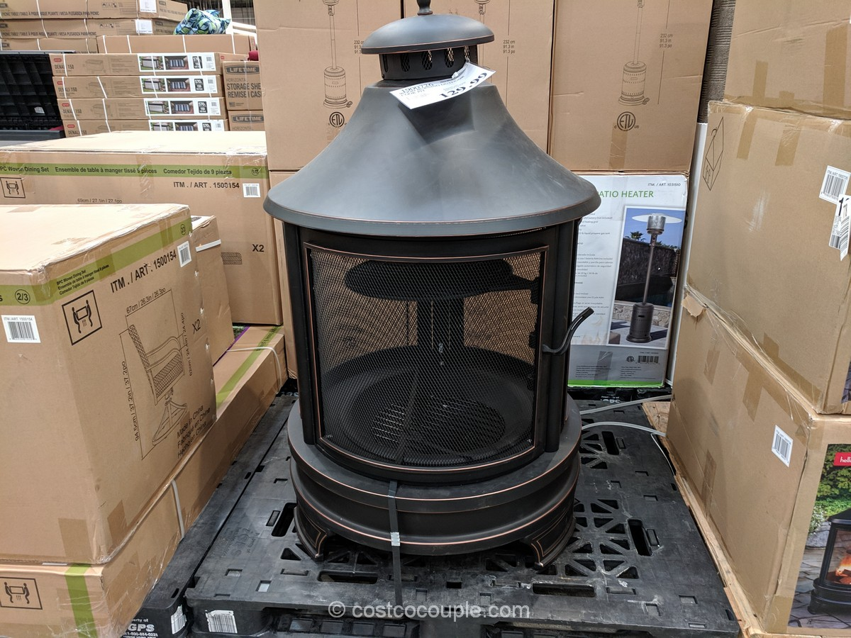 Image of: Wood Burning Outdoor Cooking Pit