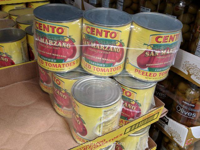Cento San Marzano Tomatoes Costco
