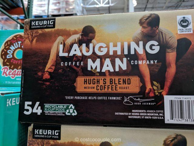 Laughing Man Hugh's Blend Coffee Costco