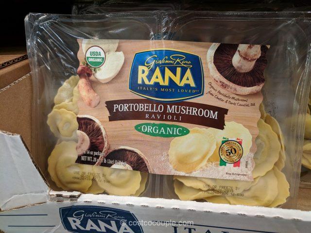 Rana Organic Portobello Mushroom Ravioli Costco