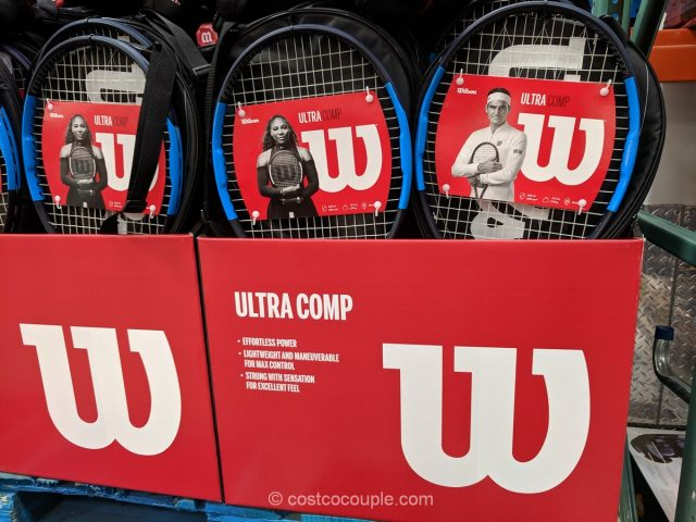 Wilson Sporting Goods Ultra Comp Tennis Racket Costco