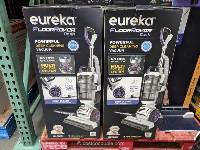 Eureka FloorRover Dash Upright Vacuum Costco