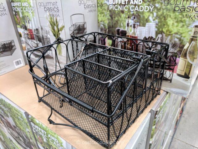 Gourmet Basics Picnic Caddy Costco
