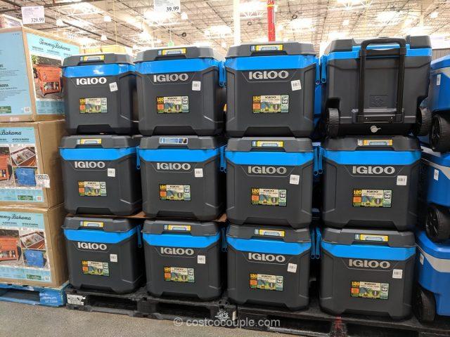 Igloo Maxcold 62 Qt Wheeled Cooler Costco