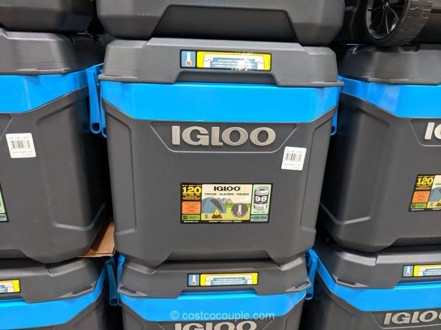 Igloo Maxcold 62 Qt Wheeled Cooler