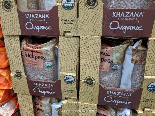 Khazana Organic Chickpeas Costco