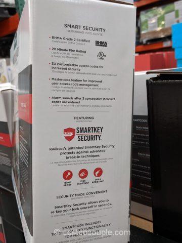 Kwikset SmartCode 916 Combo Pack Costco