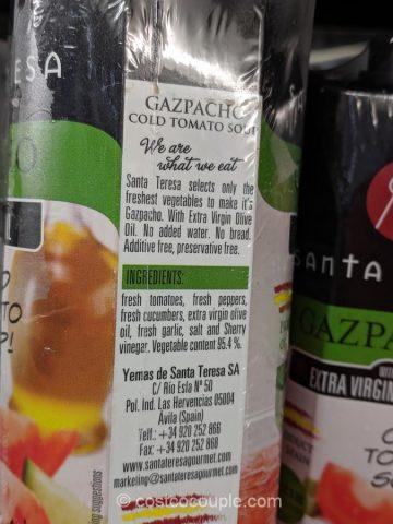 Santa Teresa Gazpacho Costco