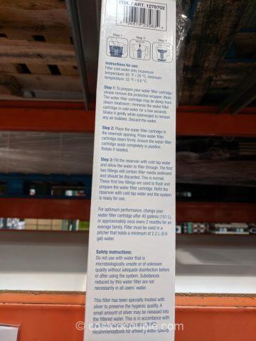 Kirkland Signature Water Filter Cartridges Costco