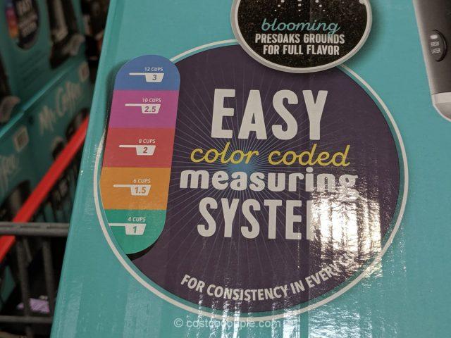 Mr Coffee Easy Measure Coffee Maker Costco