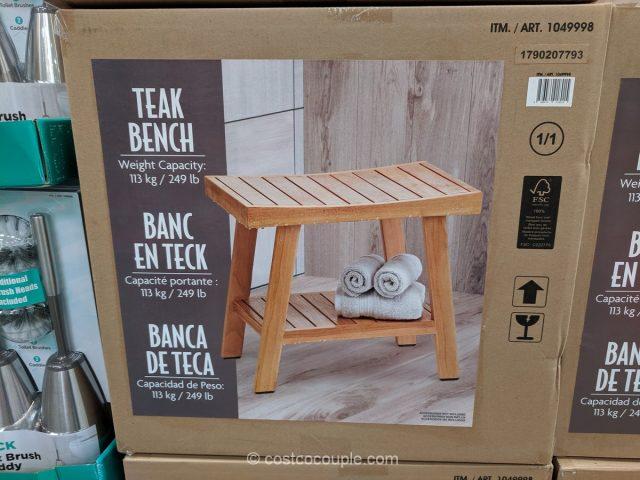 Teak Bench Costco