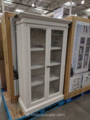 Universal Broadmoore Glass Door Bookcase