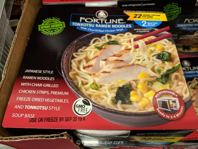 Fortune Tonkotsu Ramen Bowl Costco