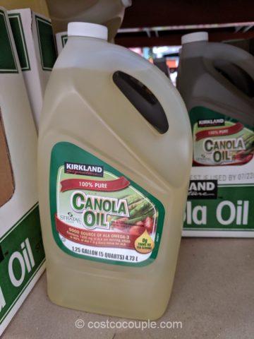 Kirkland Signature Canola Oil Costco