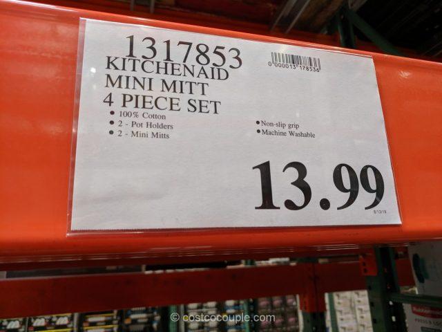 KitchenAid 4-Piece Kitchen Set Costco