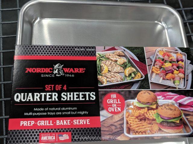 Nordic Ware Quarter Sheets Costco