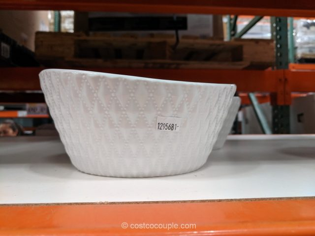 Over and Back Porcelain Serving Bowls Costco