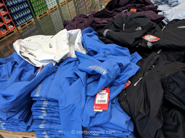 The North Face Ladies Quest Jacket Costco