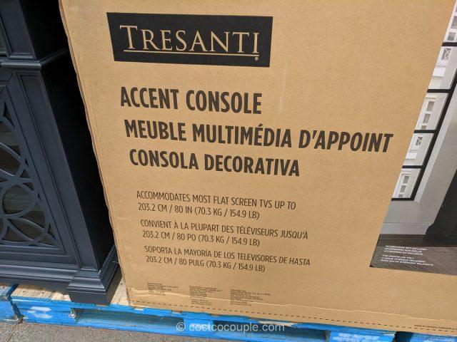 Tresanti Luna Accent Console Costco