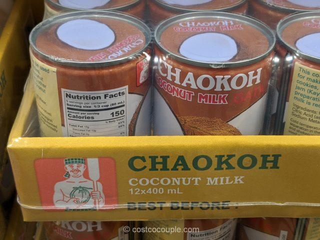 ChaoKoh Coconut Milk Costco