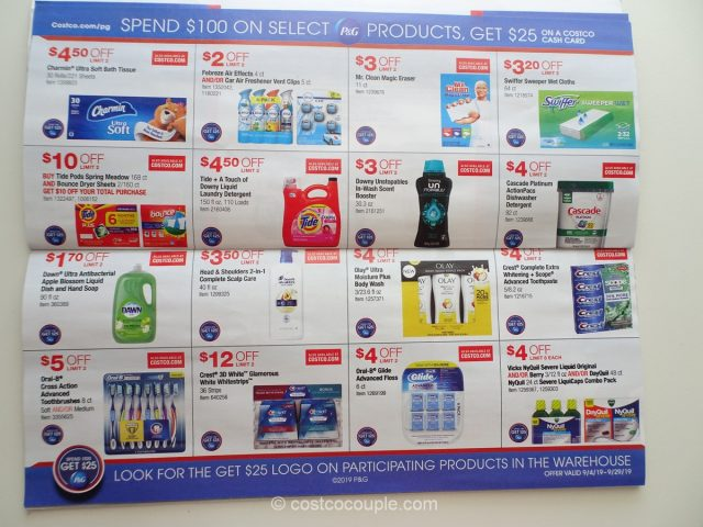 Costco September 2019 Coupon Book 09/04/19 to 09/29/19