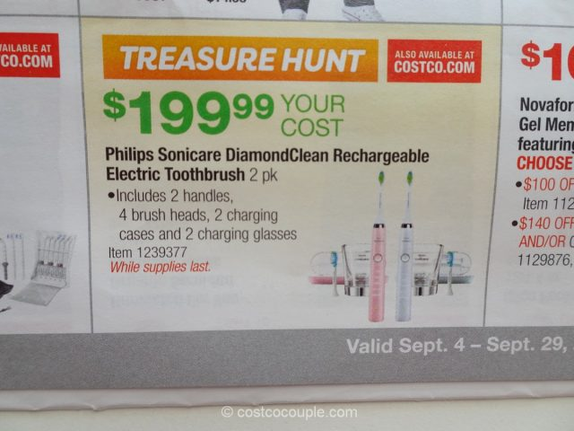 Costco's September 2019 Coupon Book Treasure Hunt