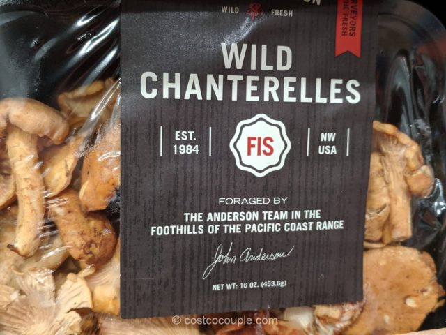 Fresh Wild Chanterelles Costco