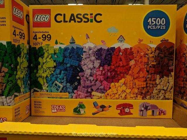 Lego Classic Big Box Costco