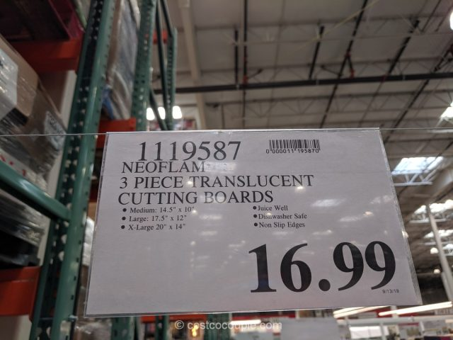 Neoflam Cutting Board Set Costco