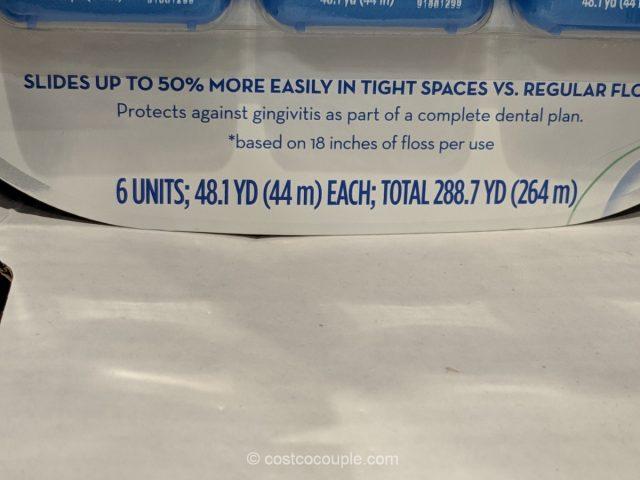 Oral-B Glide Advanced Dental Floss Costco