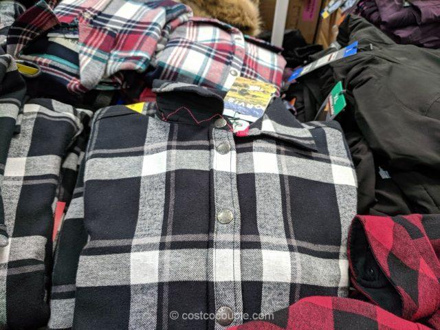 Orvis Ladies Pinnacle Shirt Jacket Costco