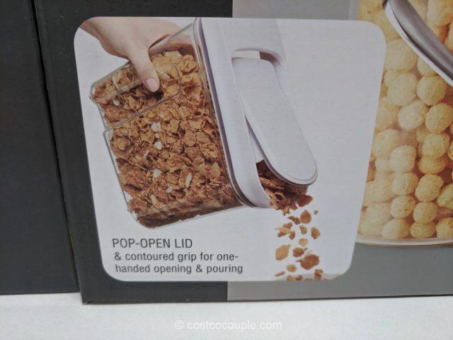 Oxo Pop Cereal Dispenser Set Costco