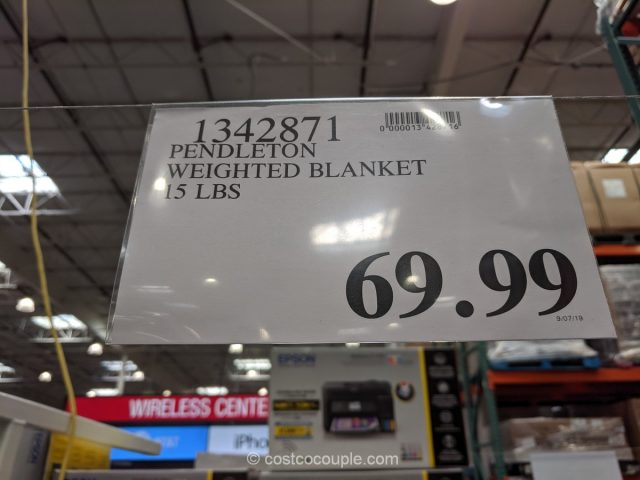 Pendleton Weighted Blanket Costco