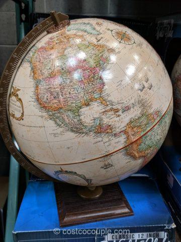 Repogle World Globe Costco