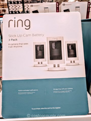 Ring Stick Up Cam Battery Costco
