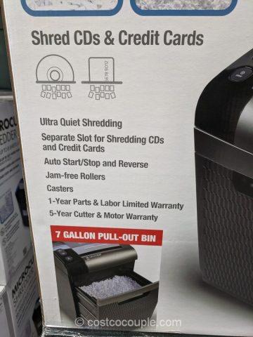 Royal 16-Sheet Microcut Shredder Costco