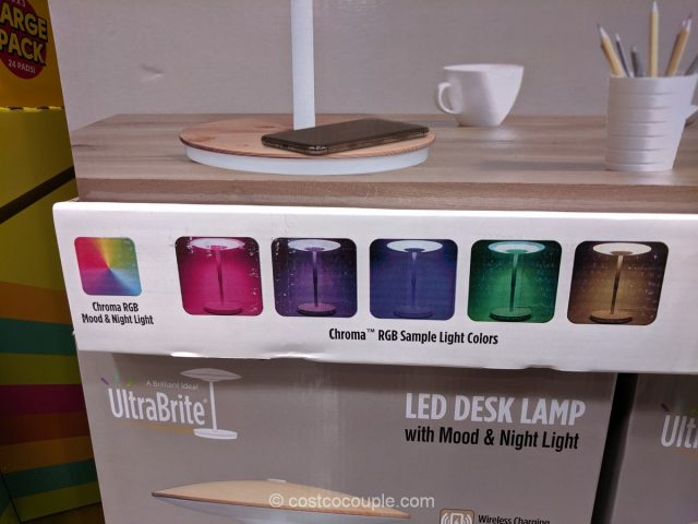 UltraBrite LED Desk Lamp Costco
