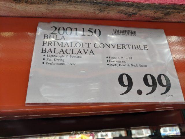 Bula Primaloft Convertible Balaclava Costco
