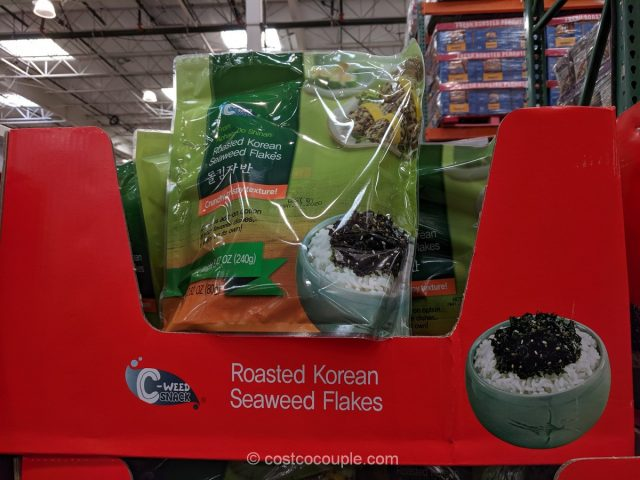 C-Weed Korean Seaweed Flakes Costco