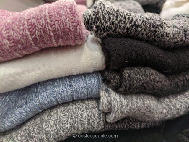 Carole Hochman Lounge Socks Costco
