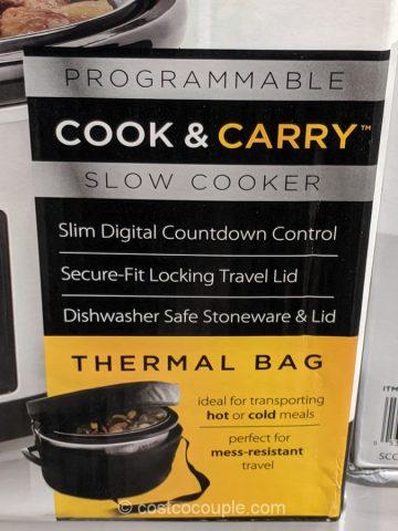 Crock-Pot 7-Quart Slow Cooker Costco
