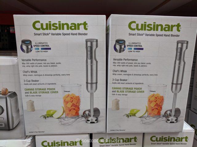 Cuisinart Smart Stick Variable Speed Hand Blender Costco