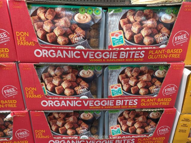 Don Lee Farms Organic Veggie Bites Costco