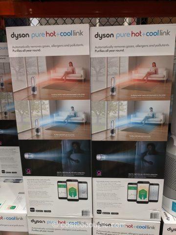 Dyson Pure Hot + Cool Costco