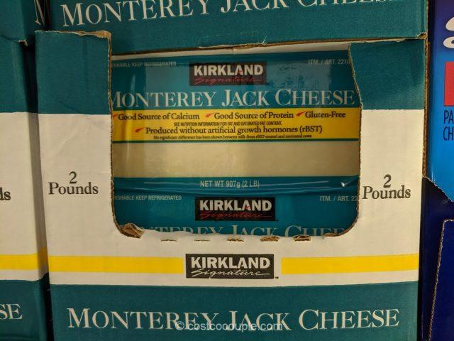 Kirkland Signature Monterey Jack Cheese Costco